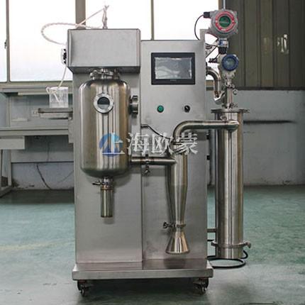 国邦医药订购小型喷雾干燥机与闭式喷雾干燥机各一套