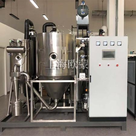 新能源锂电池材料闭式循环喷雾干燥机,正负极材料喷雾干燥机
